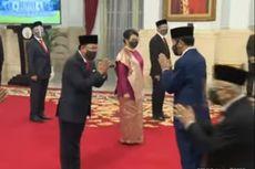 Presiden Jokowi Lantik 12 Dubes di Istana Negara