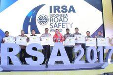 Kota Semarang Kembali Raih Penghargaan IRSA 2017