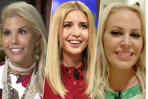 Banyak Wanita Operasi Plastik agar Mirip Ivanka Trump