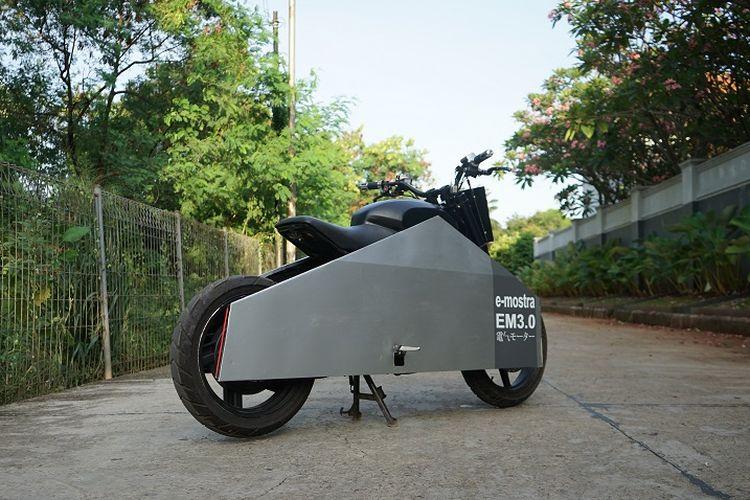 Motor listrik e-Mostra EM3.0