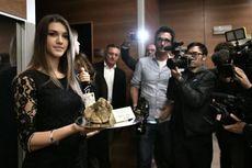 Jamur Putih Langka Seberat 850 Gram Berhasil Terjual Rp 1,5 Miliar