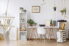 5 Tips Bikin Ruang Kerja di Rumah Lebih Ergonomis, Nyaman dan Sehat