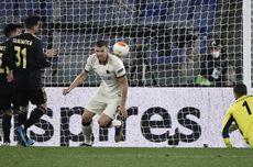 Hasil Roma Vs Ajax - Dzeko Bawa Giallorossi ke Semifinal Lawan Man United