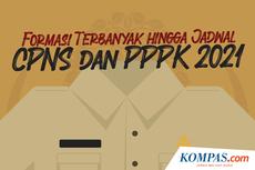 INFOGRAFIK: Formasi Terbanyak hingga Jadwal CPNS dan PPPK 2021