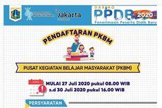 Disdik DKI Buka Pendaftaran PPDB PKBM Paket A-C, Setara SD-SMA