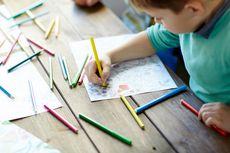Ternyata Menggambar Banyak Manfaat bagi Anak, Begini Kata Psikolog UGM