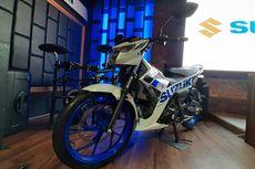 Demi Eksistensi, Suzuki Satria F150 Ikut Bersolek