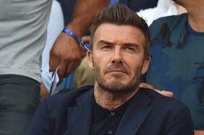 Detail Ralph Lauren pada Setelan David Beckham dengan Logo Inter Miami