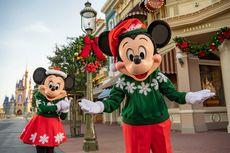 Kabar Gembira, Disney World Izinkan Turis Lepas Masker Saat Berfoto di Area Tertentu
