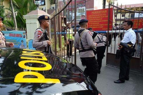 Pelaku Bom Bunuh Diri di Medan Dikenal Sebagai Pengemudi Ojek Online dan Penjual Bakso Bakar