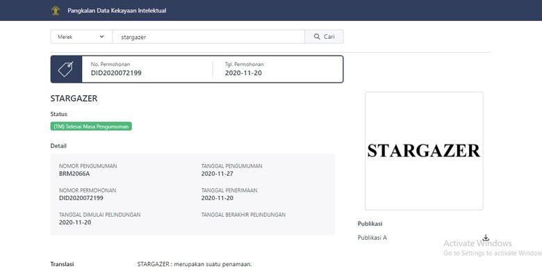 Nama Hyundai Stargazer mulai muncul di situs Pangkalan Data Kekayaan Intelektual