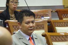 Ketua Komisi III Bantah Sering Marahi Pamdal