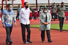 President Jokowi: PPKM Remains Indonesia's Most Viable Policy Against Covid-19
