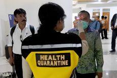 Cegah Penyebaran Virus Corona, Bandara El Tari Bersihkan Fasilitas yang Sering Disentuh