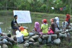Di Polewali Mandar, Siswa Berwisata sambil Belajar