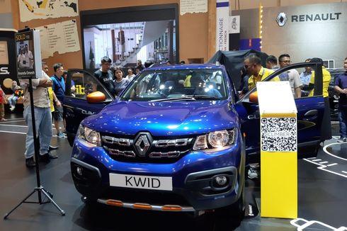 Ananda Omesh Kepincut Renault Kwid Climber di GIIAS 2019