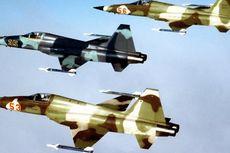 Lagi, Jet Tempur F-5E Korsel Jatuh