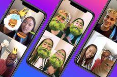 Video Call di Facebook Messenger Kini Punya Filter Wajah AR