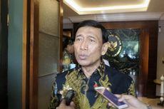 Bertemu Kepala BKPM, Wiranto Ungkap Keberhasilan Saber Pungli