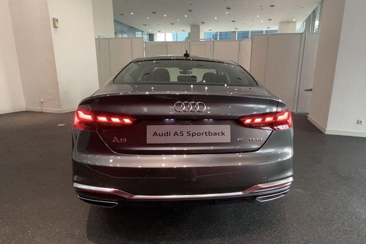 The New Audi A5 Sportback
