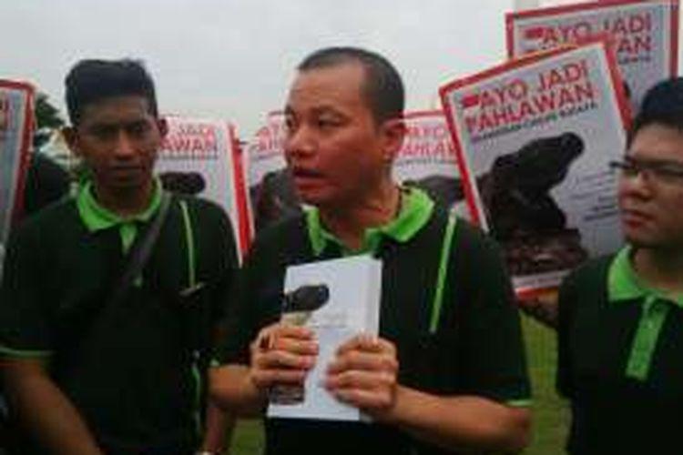 Johan Yan manfaatkan tenaga nuklir untuk identifikasi benda purbakala.
