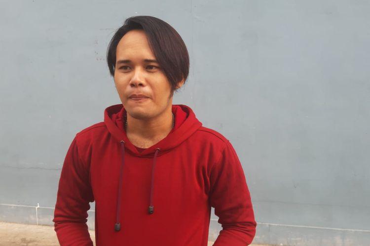 Putra Deddy Dores, Calvin Dores saat ditemui di kawasan Tendean, Jakarta Selatan, Rabu (25/12/2019)