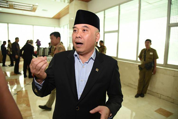 Anggota DPR RI, Heri Gunawan.