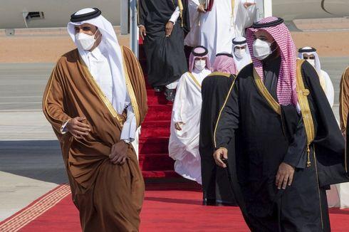 Para Pemimpin Arab Teluk Tanda Tangani Deklarasi Perdamaian dengan Qatar