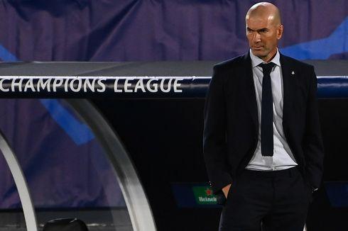 Kata Zidane Usai Real Madrid Tersingkir dari Liga Champions