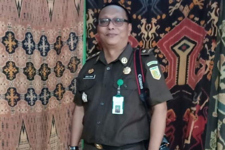 Photo Kasi Penkum Kejaksaan Tinggi NTT Abdul Hakim