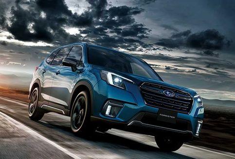 Subaru Forester Terbaru Siap Meluncur, Pakai Teknologi Hybrid Toyota