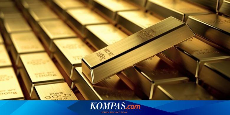 AS-China Kembali Tegang, Harga Emas Dunia Menguat