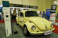 Lihat Modifikasi VW Kodok 1973 Jadi Mobil Listrik [VIDEO]
