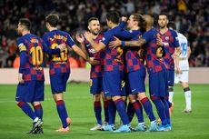 Jadwal Liga Spanyol Pekan Ini, Barcelona dan Real Madrid Lakoni Derbi