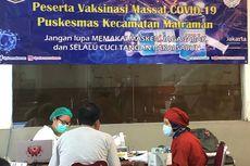 Gramedia Jadi Fasilitator Vaksinasi Covid-19 di Matraman