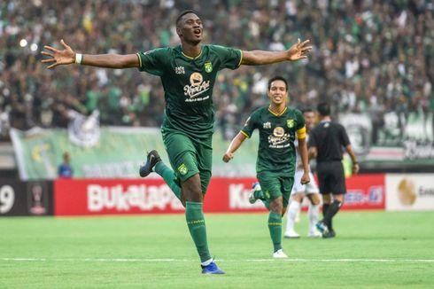 Hadapi Madura United, Persebaya Terancam Tak Diperkuat Amido Balde