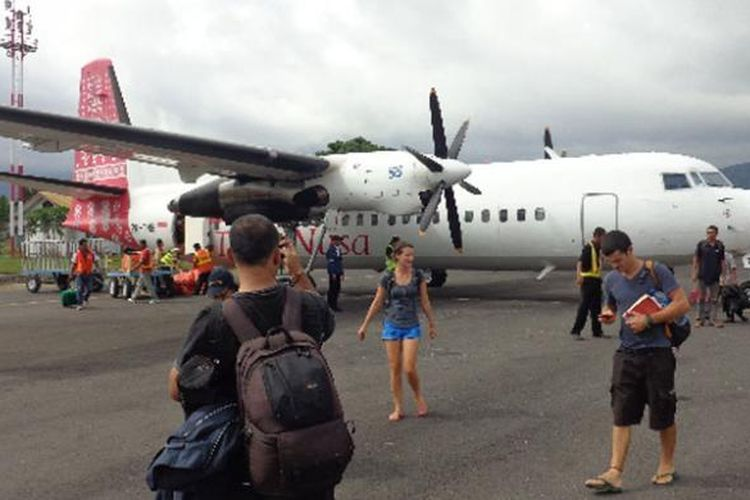 Per Juni Trans Nusa Layani Penerbangan Jakarta Cilacap Semarang Halaman All Kompas Com