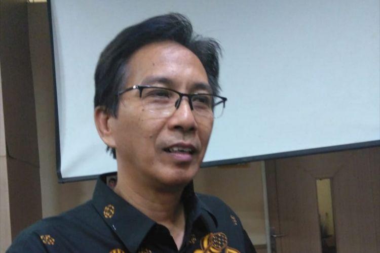 Prof Dr Ir Mochamad Ashari MEng, rektor baru ITS Surabaya