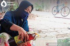 Cerita T Care Tampung Donasi 20 Ton Minyak Jelanta, Hasilnya Dikembalikan ke Warga