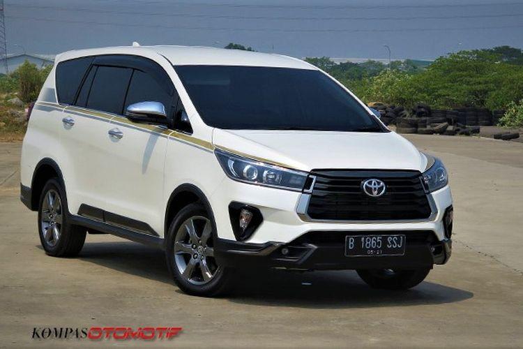 Toyota Kijang Innova 50th Toyota Anniversary