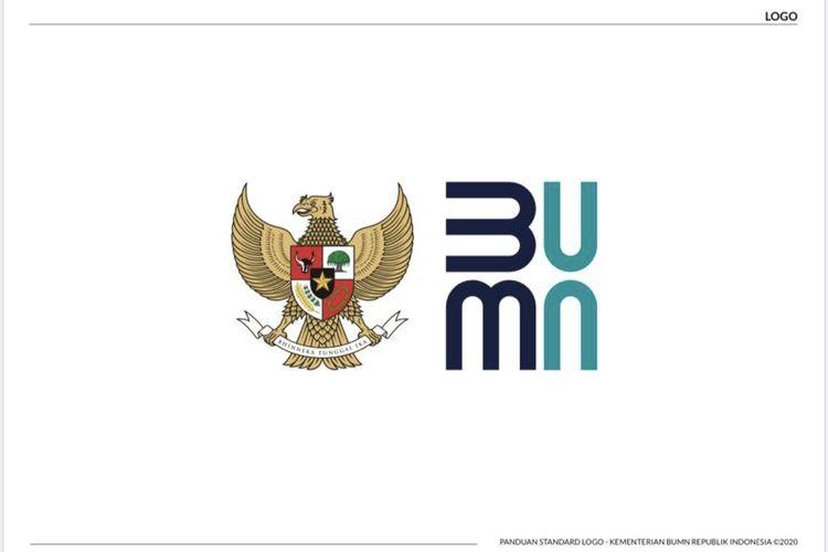 Logo Kementerian BUMN