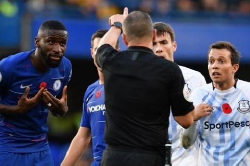 Hasil Chelsea Vs Everton Imbang Tanpa Gol, Sarri Bikin Rekor