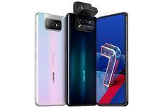 Asus Zenfone 7 dan 7 Pro Resmi Meluncur dengan Tiga Kamera Putar