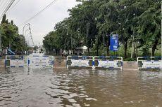 Banjir Semarang Genangi Titik Rel, PT KAI Alihkan Perjalanan Kereta