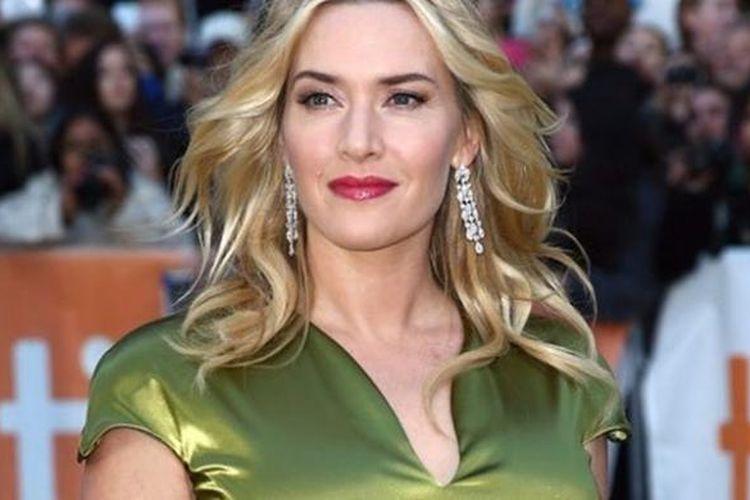Aktris Kate Winslet tidak mau terburu-buru melangsingkan tubuh pasca melahirkan anak ketiganya.