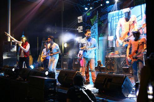 Cintailah Dia, Persembahan Base Jam Reunion di Synchronize Fest 2017