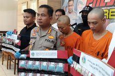 Tiga Kurir Narkoba Ditangkap di Bali, Ribuan Pil Ekstasi Diamankan Polisi