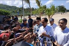 5 Fakta Kunjungan Jokowi ke Bali dan NTB, Dihadang Emak-emak hingga Minta Kubu Prabowo Ikuti Aturan Main