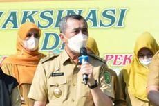 Gubernur Riau: Banyak Warga yang Mau Divaksin, tapi Stok Vaksin Terbatas...