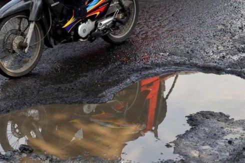 Berebut Pilih Jalan Mulus, Pengendara Motor Tewas, Satu Lagi Kritis
